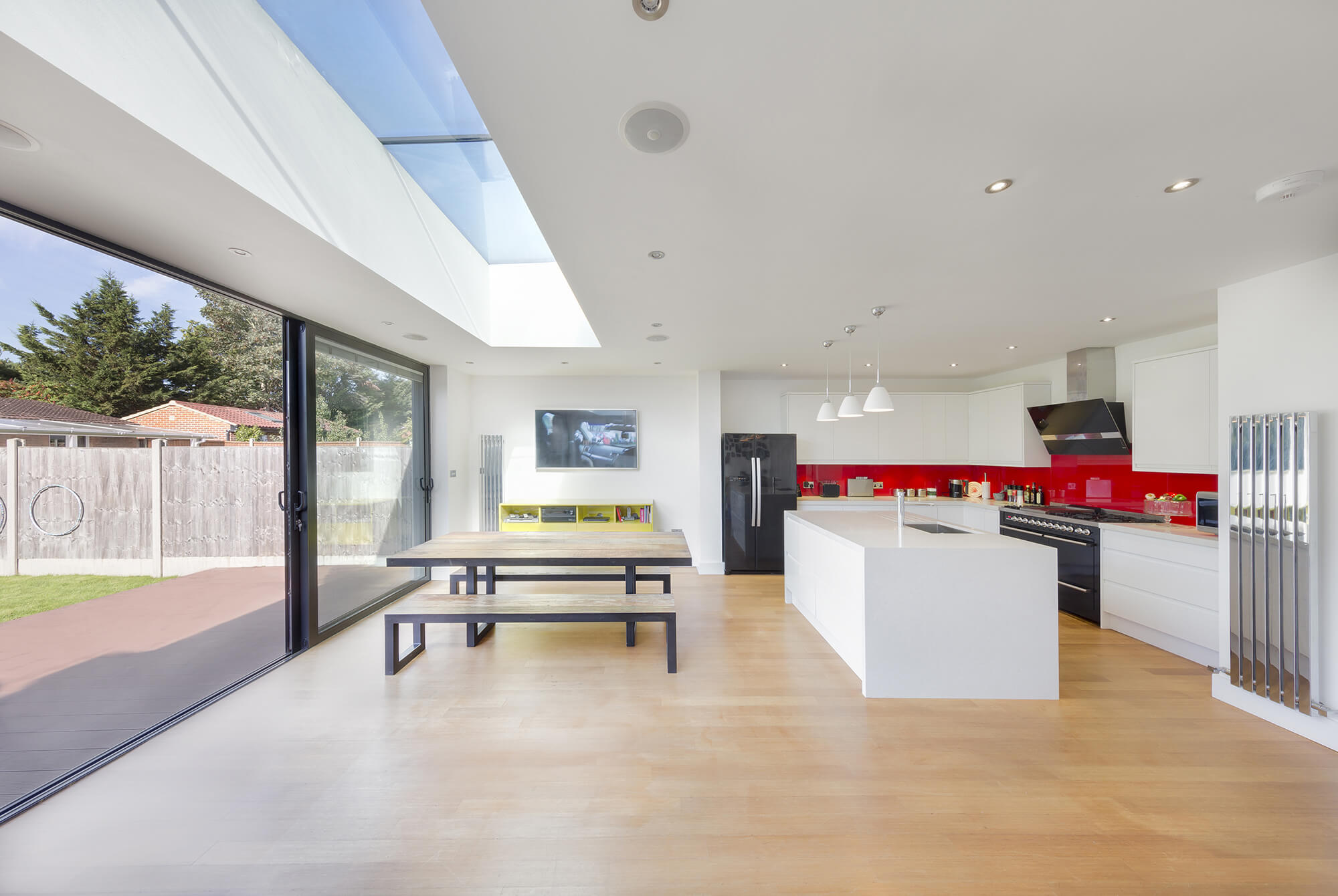 Marguerite Murdoch Architects - Based in Teddington, Richmond Upon Thames - Bright and Spacious Renovation and Extension