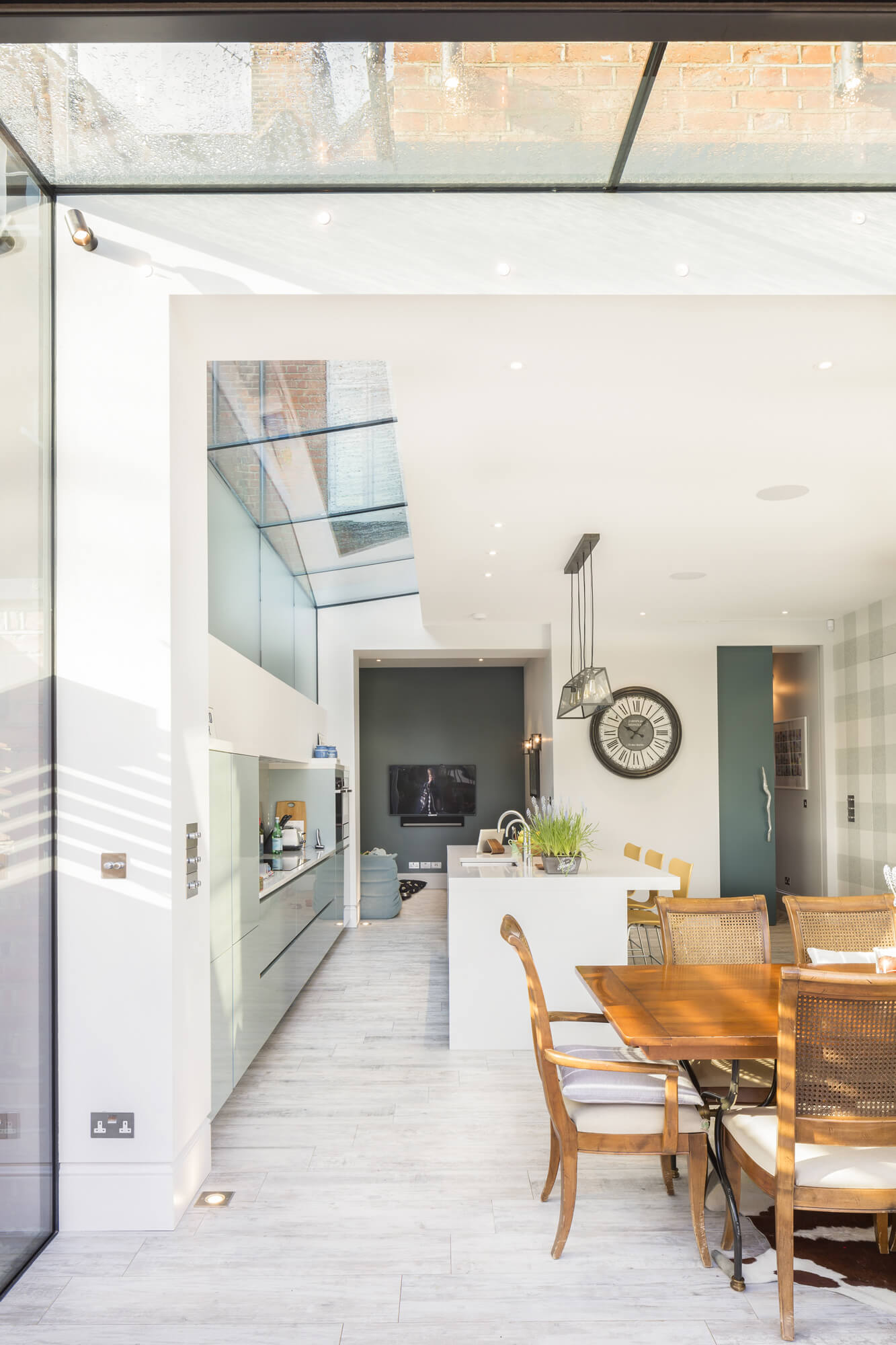Marguerite Murdoch Architects - Based in Teddington, Richmond Upon Thames - Latest Project - Glass Extension
